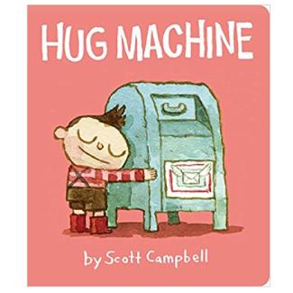 Hug Machine by Scott Campbell