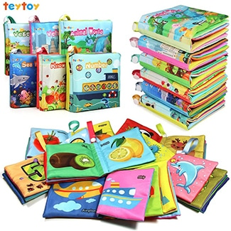 teytoy My First Soft Books