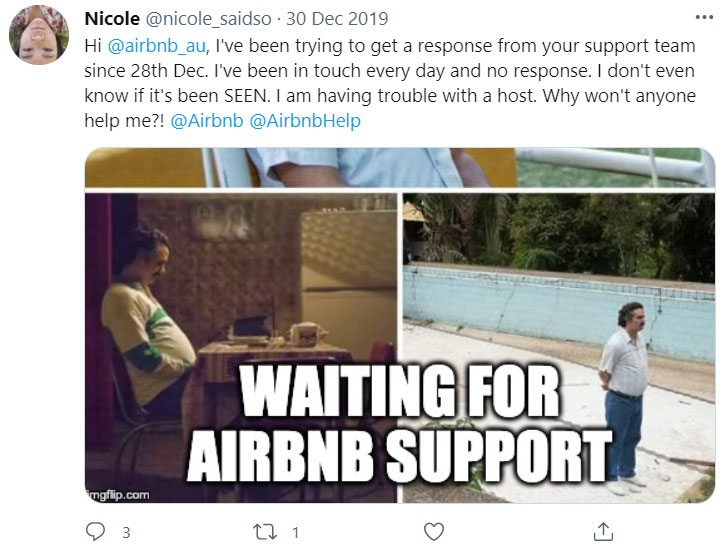 Airbnb Scams