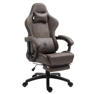 Dowinx Gaming Chair or Office Chair with Massage Lumbar Support