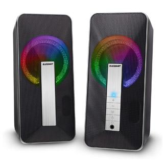 ELEGIANT 10W RGB Desktop Speakers