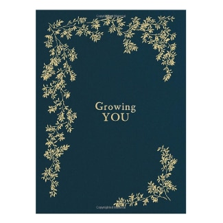 Growing You: Keepsake Pregnancy Journal and Memory Book
