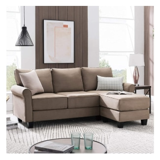 Nolany Reversible Sectional