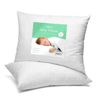Celeep Baby/Toddler Pillows [2-Pack]