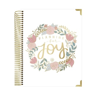 Pregnancy and Baby's First Year Calendar Planner & Keepsake Journal with Stickers