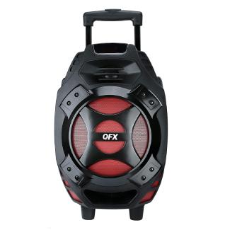 QFX PBX Portable Bluetooth Party Speaker