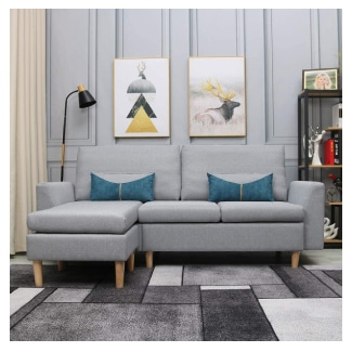Best-Living Furniture Reversible Sectional