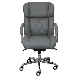 La-Z-Boy Sutherland Quilted Leather Executive Office Chair