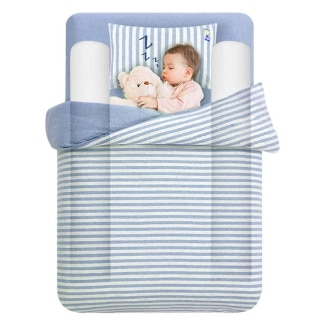 Tebery 2 Pack Toddler Bed Rail Bumpers
