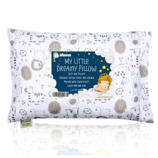 KeaBabies My Little Dreamy Pillow (KeaSafari)