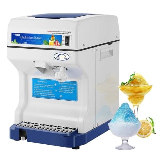 VIVOHOME Electric Ice Crusher Shaver Snow Cone Maker