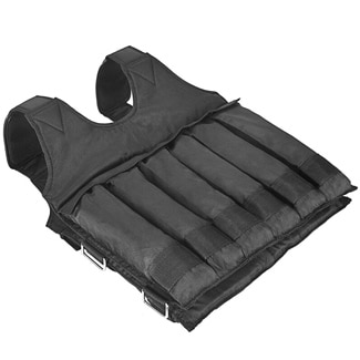 Workout Weighted Vest Adjustable Weight 110lb