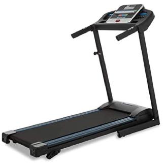 XTERRA TR150 Fitness Folding Treadmill