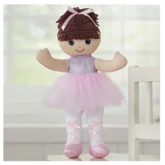 20 Ballerina Rag Doll for Girls