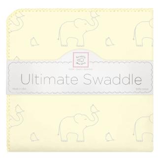 Swaddle Designs Victoria Swaddle Blanket