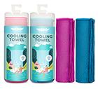 Cooling Towel Pink-blue