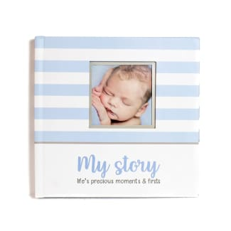 LovelySprouts Baby Memory Book & Journal